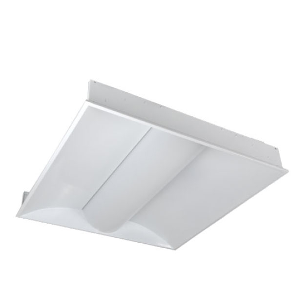 595mm x 595mm Direct/Indirect Luminaire - 36W 3,800lm - Low Glare High Uniformity Commercal Office LED Luminaire