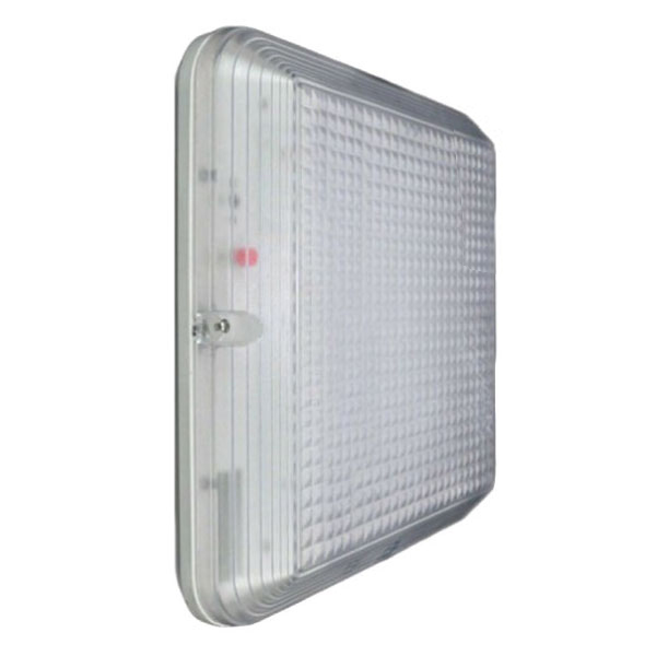 Vandal Proof LED Bulkhead IP65 / IK10 - Outdoor Die-Cast Aluminium