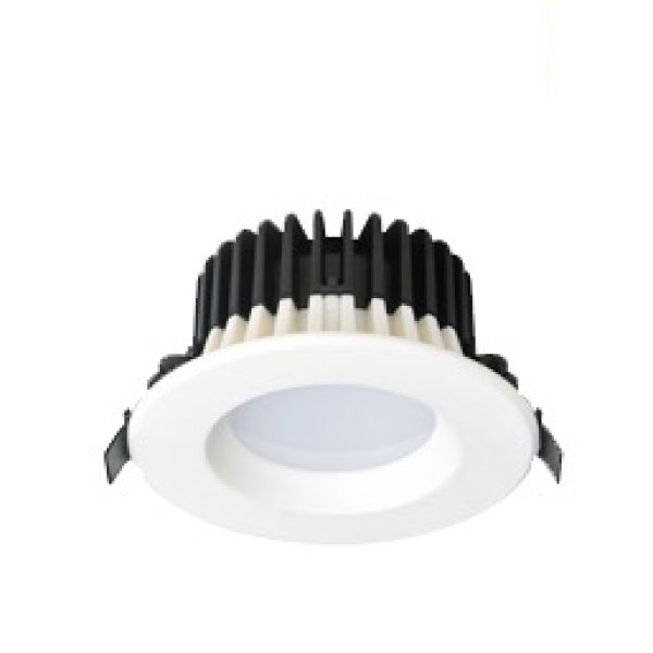 """LED Downlight White Recessed (4W - 3"""" - 320lm) Commercial 90mm cutout"""
