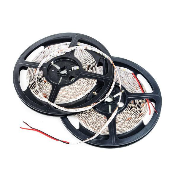 12V Flexible LED Strip RGB Colour changing SMD5050 - 5m 14.4W/m (60 LED/m) - IP21