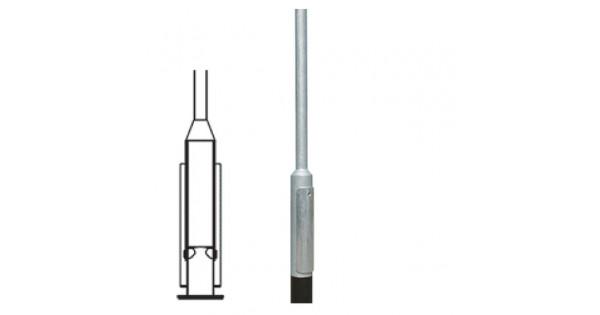 base-hinged lighting column 5m