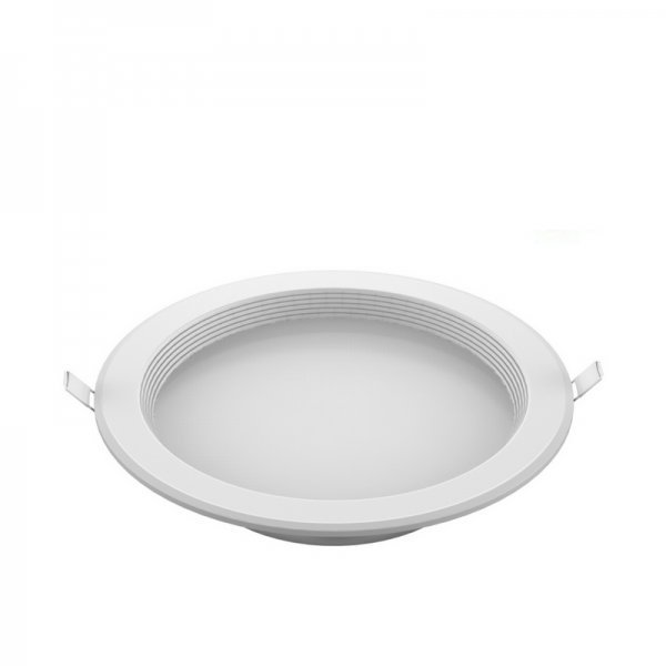 "LED Downlight White Recessed 165mm Cut Out (18W - 6"" - 1800lm)"