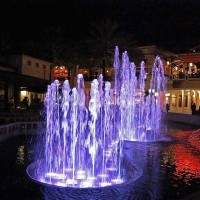 Exterior Lighting - Underwater / Landscape RGB applications