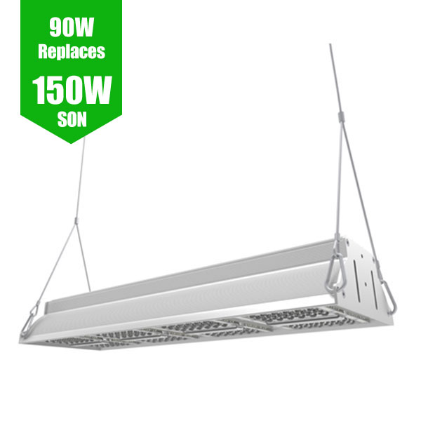 LED Aisle Luminaire - High/Lowbay 90W / 150W SON
