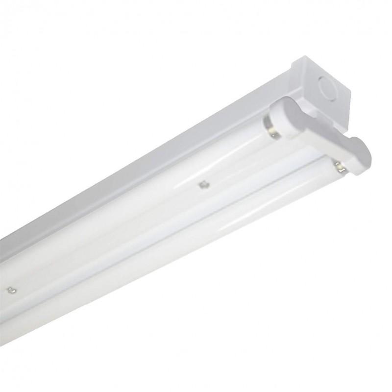 Fluorescent Light Batten Fittings: T8 LED Ready Batten Fitting