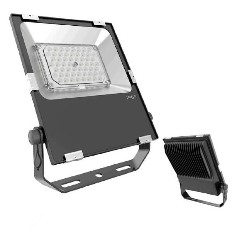 70w Metal Halide Lamp Led Replacement: 50W Slim LED Flood Light IP65