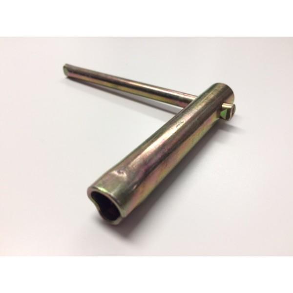 Lighting Column Door Key - Triangular Door Key - M8 Standard