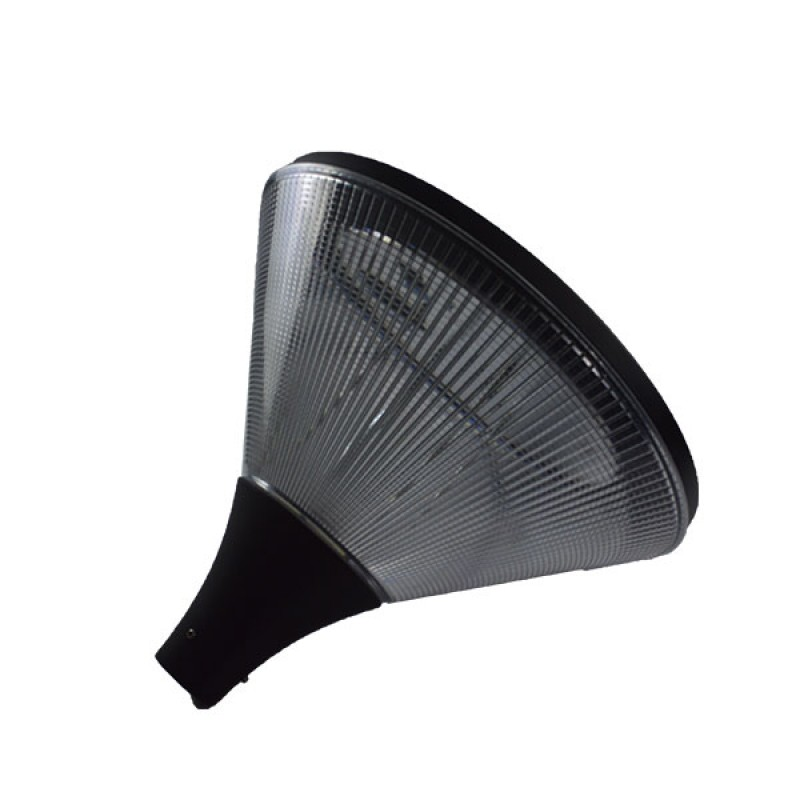 Led Post Top Lantern 360 Degree Car Park Street Light Luminaire 50w 3