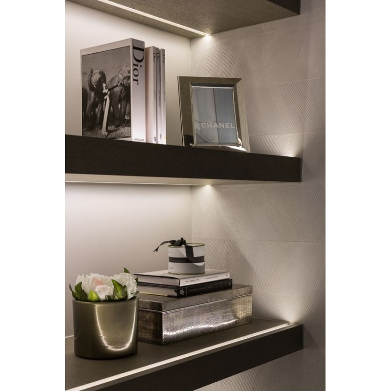 Recessed Display Cabinet Led Profile For Strip 70 Lights Under Kitchen Cabinets