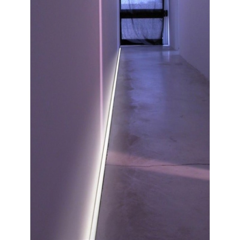 Square Aluminium Channel Profile For Led Strip Series