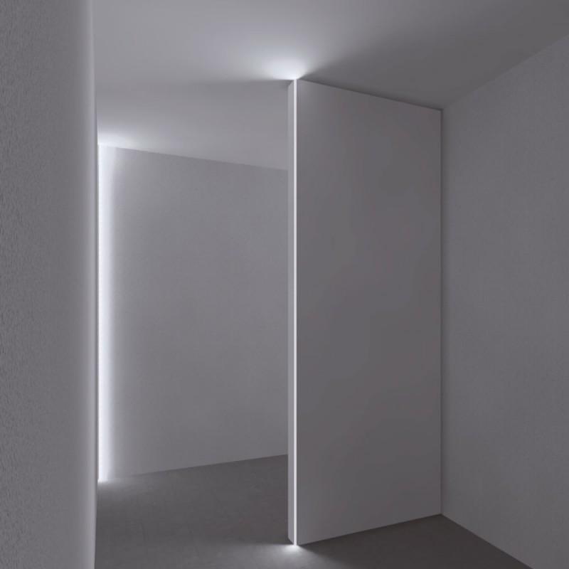 Recessed Tile Internal Corner Led Profile For Led Strip