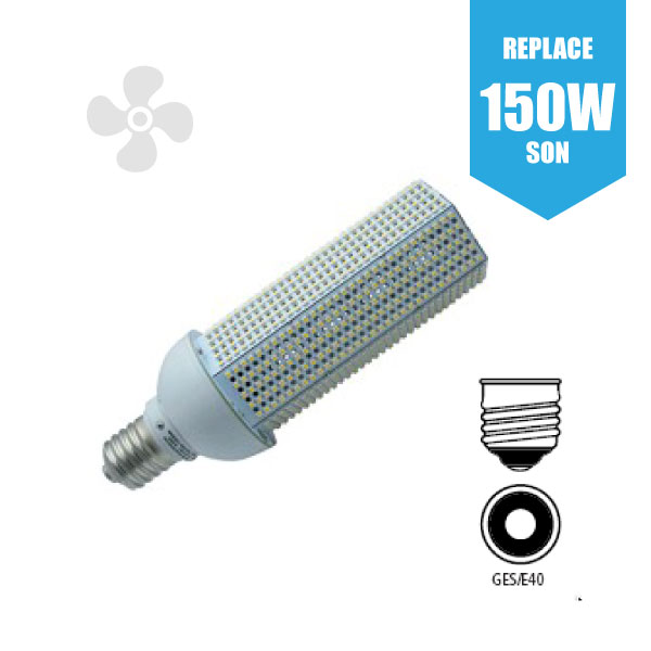 60W LED Corn Lamp - E40 Socket